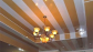 Фактурная облицовка потолка