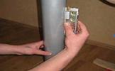 Модульная лестница: фиксация и крепление