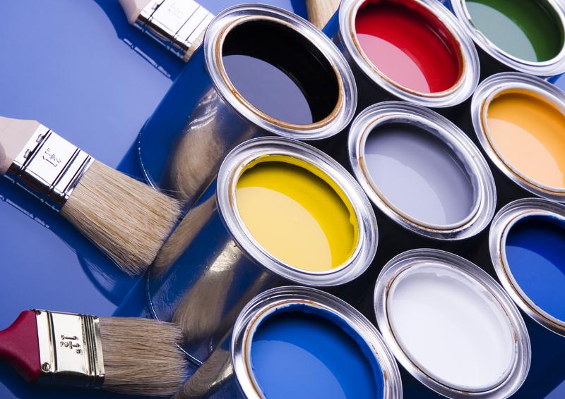 Краски для ванной и кухни